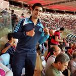 @OM_Officiel @lephoceen Fier dêtre Marseillais au Maracanã pour Flamengo/Athletic Mineiro. Allez lOM!!!! http://t.co/lbuxHLB7Gz