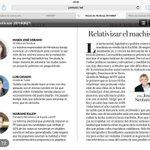 """RT @itziargomez: Buena reflexion de @jrekarte en @NoticiasNavarra """"Relativizar el machismo"""" #MachismoMata http://t.co/iV2IH81GkE"""