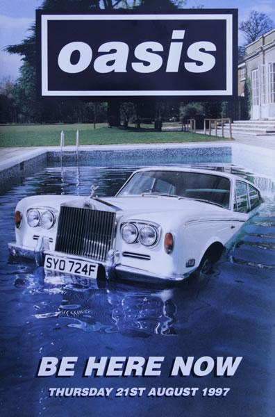 This date in 1997 - Oasis' 'Be Here Now' is released...and becomes the fastest selling album in UK history http://t.co/dwTmN9MQIZ