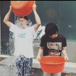 Image of icebucketchallenge from Twitter