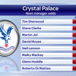 RT @SkySportsNewsHQ: Keep your tweets coming in who you want to be the next #CPFC manager using #SSNHQ. http://t.co/1stXp7YwnG