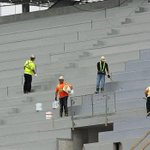 Ready or Not? Builders apply to partially open @TimHortons stadium by Labour Day http://t.co/PylYH8P8pG #HamOnt @CFL http://t.co/VrX452l2vC