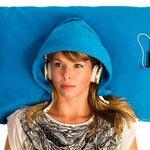 フード付きまくらカバー「Hooded Pillowcase」 http://t.co/puyXtezG3c http://t.co/dw3yEvE8DE