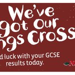RT @NandosUK: GCSE-ers - good luck today! #gcseresults http://t.co/nHicAYzoWy