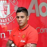 RT @TotallyMUFC: Marcos Rojo first interview with MUTV Watch Video: http://t.co/D99Ktwm23y http://t.co/2WDt9ulIeU