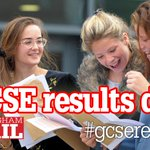 RT @birminghammail: Teenagers are today waking up to their #GCSE grades http://t.co/phsbWmvihT http://t.co/AXsFCgpkHO