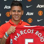 """RT @premierleague: """"He has ability, physical strength & a willingness to learn"""" - Van Gaal on Marcos Rojo: http://t.co/d76vKlQc5m #MUFC http://t.co/8sNyp4VQaj"""