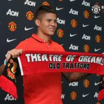RT @ManUtd: Find out more about #mufcs latest signing, Marcos Rojo: http://t.co/z2qIhKX4Gr #RojoIsRed http://t.co/jmPCES7JT6