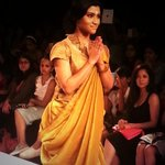 RT @LakmeFashionWk: @konkonas  looked surreal as the showstopper for @anavila at #lakmefashionweek. http://t.co/9BlLabOT9B