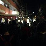 More in 7PM news RT@nickharmsen: Anti Abbott protesters break through fences at Adelaide Uni. #saparli #auspol http://t.co/8Iq1rY1Vh0