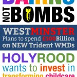 RT @GrayInGlasgow: Im #YesBecause I care about children more than nuclear weapons & our government should too. http://t.co/Tymbe8rRmU