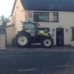 Suffolk Police gearing up for the local derby #NCFC #OTBC #oldfarm http://t.co/ZYMBXdgsnn http://t.co/4CWw1Ta54H