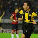 Peñarol le ganó 2 a 0 a Jorge Wilsterman y va a Bolivia por la revancha en Copa Sudamericana. http://t.co/mGGAxDrCon http://t.co/JLf3qoYujm