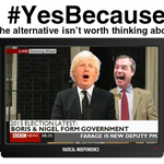 RT @Radical_Indy: #YesBecause... have you thought about what the alternative might be? http://t.co/AkRT6SAdmj