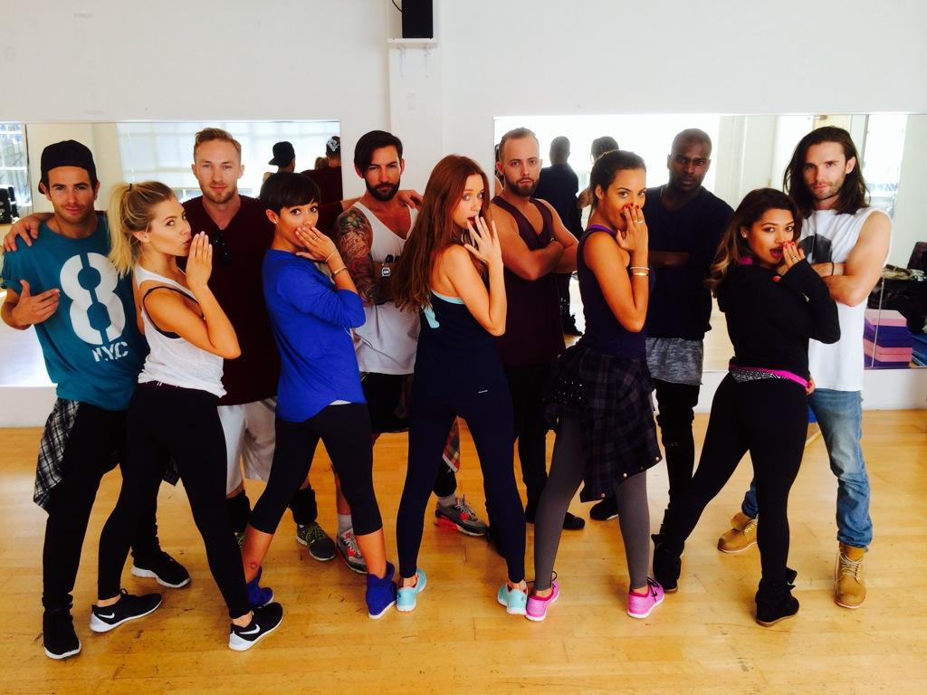 Tour rehearsals for #GreatestHitsLive! Who's got their tickets? http://t.co/Vsshybnxk6 http://t.co/xWIno7QfMz