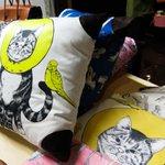 女性アーティストD[di:] 2年ぶり個展で服と小物のブランド発表 http://t.co/vDbY85Wk1u D[di:] が描いた猫や狐も http://t.co/1B5hc7BVzt