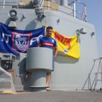 RT @Bradderss20: Supporting town from over 3000 miles away on HMS Penzance in Bahrain! COYB! @Official_ITFC @IpswichTownFans @twtduk http://t.co/2DwXntvJXX