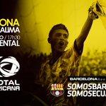 Compra ya tu entrada! Hoy tu equipo te necesita en el Monumental ! #vamosodolo #somosBarcelona #SomosEcuador http://t.co/qrrYUrPPNX