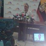 .@ECTV_Noticias Pdte @AsambleaEcuador .@GabrielaEsPais informa sobre agenda legislativa para último cuatrimestre 2014 http://t.co/NuaQLpvvdb