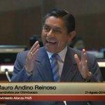 RT @AsambleaEcuador: .@mauroandinor: #COGEP tiene como propósito hacer más ágil la administración de justicia http://t.co/r46RAukOgg