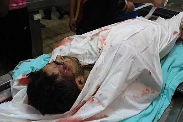 RT @h2oilx: Image For Salem Abu Ghaden Who Killed Today IN Isreal Warplane Attack  #GazaUnderAttack http://t.co/IkDyis05s8