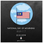 RT @LFC: To respect the national day of mourning in Malaysia, there will be no activity from @MalaysiaLFC on Aug 22 #MH17 http://t.co/3iGOfVR5MU