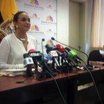 Inicia rueda de prensa de @GabrielaEsPais para tratar de agenda legislativa y sobre reunión con @MashiRafael http://t.co/KGIHKyVDJ0