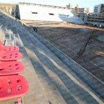 RT @LPesPincha1: ¡Vamos Pincha, vamos! Ya se están colocando las butacas en la tribuna de 115. #TierraDeCampeones. #EDLP. http://t.co/fLBiE8JeYp