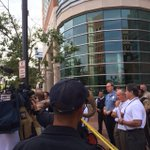 RT @betseybruce: Police deny permission to MO Sen Nasheed to enter Justice Center to deliver petitions to McCulloch #ferguson http://t.co/G1Dm9Tqjn1