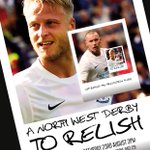RT @pnefc: Download and RT your PNE v Oldham Athletic matchday poster featuring super @Clarke9Tom cha & birthday boy @jackking4 http://t.co/IArDJJvIcz