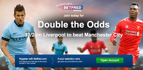 BvkEmzWCQAQixJk Crazy odds: Liverpool are 13/2 to beat Manchester City on Monday!