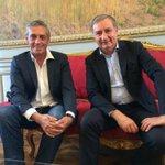 RT @saurel2014: Très chaleureuse et fructueuse rencontre avec le Maire de #Toulouse Jean Luc Moudenc #Montpellier http://t.co/xgYMC5wAFL