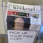 RT @kohe46: 笑!  これだから、新聞の1面にスキンヘッドの画像を載せてはいけない、ということらしい。 https://t.co/g2P9PXFcAl #fb