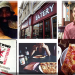 Santullos Eatery @santullospizza. http://t.co/Uav1e7aFSH #Chicago Beers with Sharkula! http://t.co/nZARHkkdh4