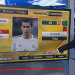 RT @SkySportsNewsHQ: Real Madrid manager Carlo Ancelotti says Di Maria wants to leave the club - details on #SSNHQ http://t.co/w5th8ACkcI