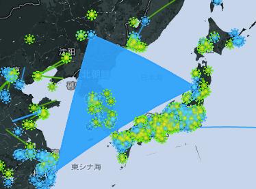 韓国と北朝鮮の空はいつ見上げても青いってわけか・・・現地のプレイヤーもこれはたまらんな。 https://t.co/laqFJa2zJ0 #ingress http://t.co/fIaHvJGjH1