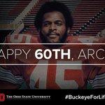 Happy birthday, Archie! #BuckeyeForLife http://t.co/LM6pLxSJhF
