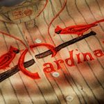 RT @stltoday: In 1922 the @Cardinals put first birds and bats on their jerseys, an idea born in #Ferguson. http://t.co/jNpWZ9kSa9 http://t.co/dqbCqcEzoO