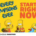 Its time. @everysimpsons starts NOW on @FXXNetwork! http://t.co/rW0Zai5f45 #thesimpsons #everysimpsonsever http://t.co/675T67EVuJ