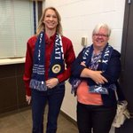 """RT @bridgetfromleth: """"@Spearmac: @bridgetfromleth and @Gloroth arrive for #Lethbridge2019 in #yql http://t.co/ze9nuY44ih"""" woo-hoo!"""