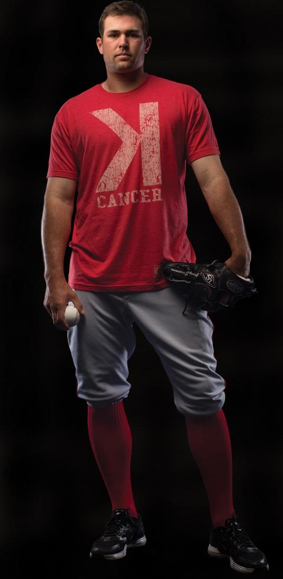 http://t.co/S7MiGpPqfe... Looks like a cool shirt! #strikeoutcancer http://t.co/WSEnYUJi8X