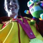 L. Togores Carpintero (ESP) wins gold in Womens Shoot-out Contest! #yogbasketball #YOGselfie @youtholympics http://t.co/ByqZGvRUkU