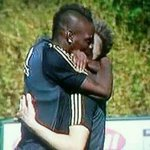 RT @DeadlineDayLive: Mario Balotelli was pictured earlier sharing an emotional goodbye with Stephan El Shaarawy. (Source: Reddit) http://t.co/u3QfFgLh3u