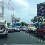 Tremendo caos vial en Carretera a Masaya http://t.co/O27kK3cvrX #Managua #TraficoNi http://t.co/8RHOdBKDBU