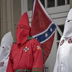 RT @vicenews: There is a KKK group that is fundraising for Darren Wilson: http://t.co/61Z7TYI3kp #Ferguson http://t.co/fSaMjwqTKw