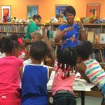 Stopped by the #Ferguson Library again today, where teachers are volunteering to teach students http://t.co/ZbaT9hH6iV