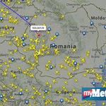 RT @hmetromy: #takziahmh17 Penerbangan khas MH6129 bawa 20 jasad pulang ke tanah air kini berada di ruang udara Romania http://t.co/3Ontv8fuL8