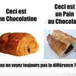 Non. RT @TempsDrama: #OnDitPainAuChocolatPasChocolatine Et pi cest tout ! http://t.co/krtvBQwZIi