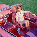 """1961 Buick """"Flamingo"""" with rotating front seat. http://t.co/I3hZthmV68"""