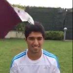 Suárez desafió a Lodeiro, Cauteruccio y Skrtel en el Ice Bucket Challenge. http://t.co/BHBgVHH5yt http://t.co/vRvPI56FfB